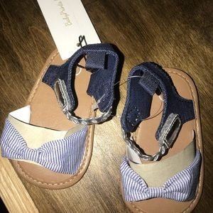 Other - NWT Striped Sandals For babies!